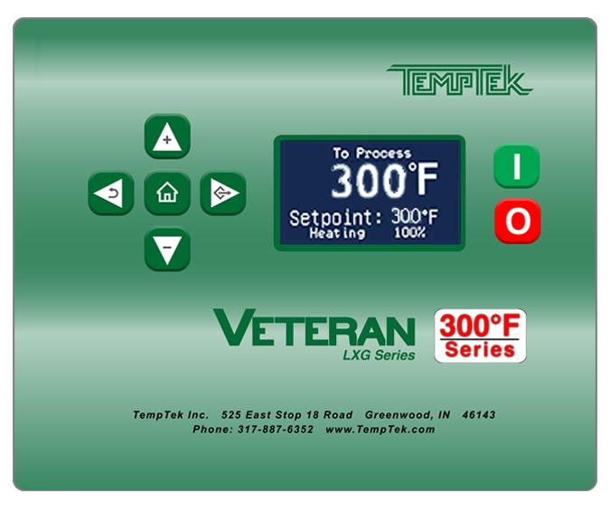 Temperature Control Unit | 300°F | 100 GPM 16 kW heater 7 5