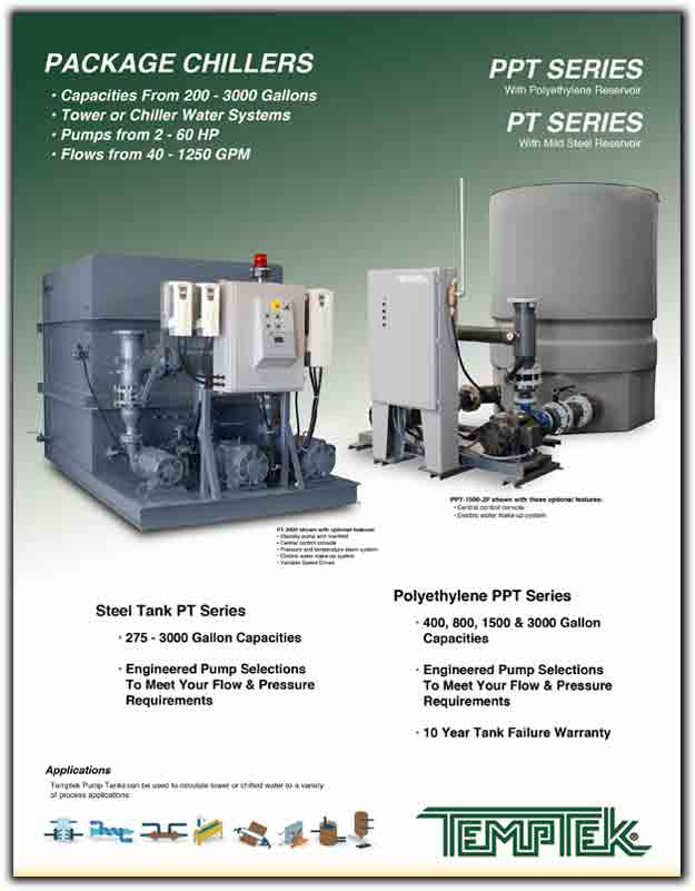 Download Literature For Pump Tank Stations